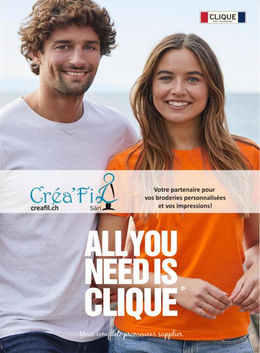 Catalogue Clique
